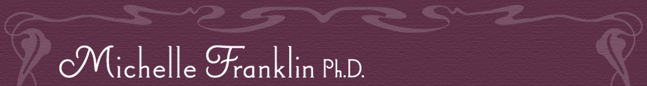 Michelle Franklin PhD
